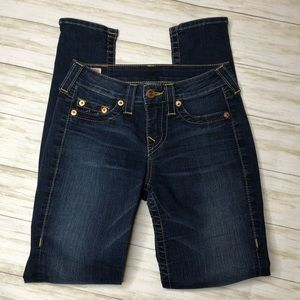 True Religion Straight Leg